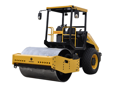 Ride-on hydraulic vibratory roller Single steel drum roller RWYL92N