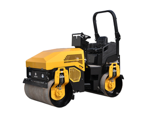 Ride-on hydraulic vibratory roller RWYL61B