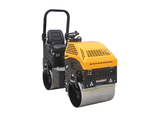 Ride-on Vibratory Roller(Fully hydraulic)RWYL42BC