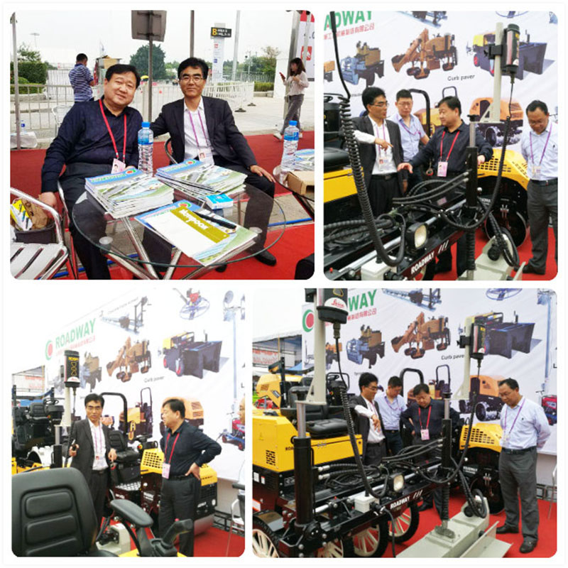 The leaders of Jining High-tech Zone Management Committee visited the company's Canton Fair booth and highly praised the products